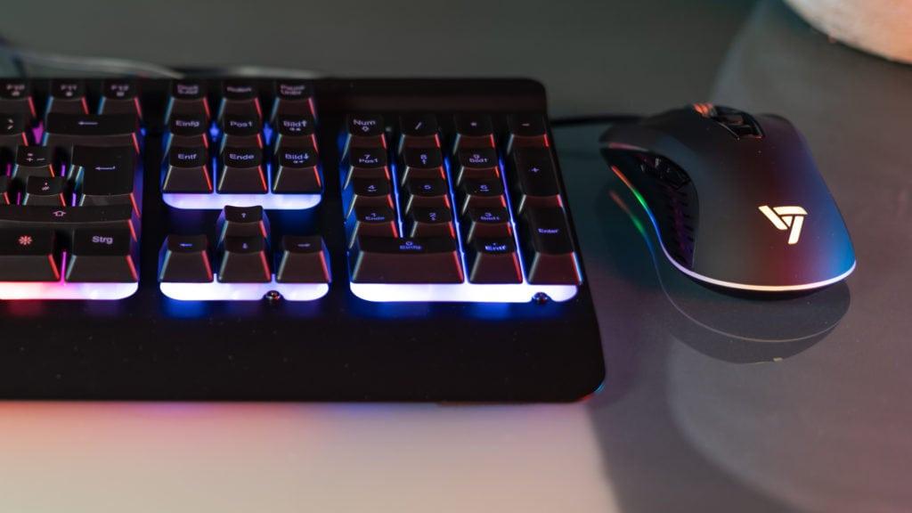 Richtige Maus Und Tastatur Für Gaming PC