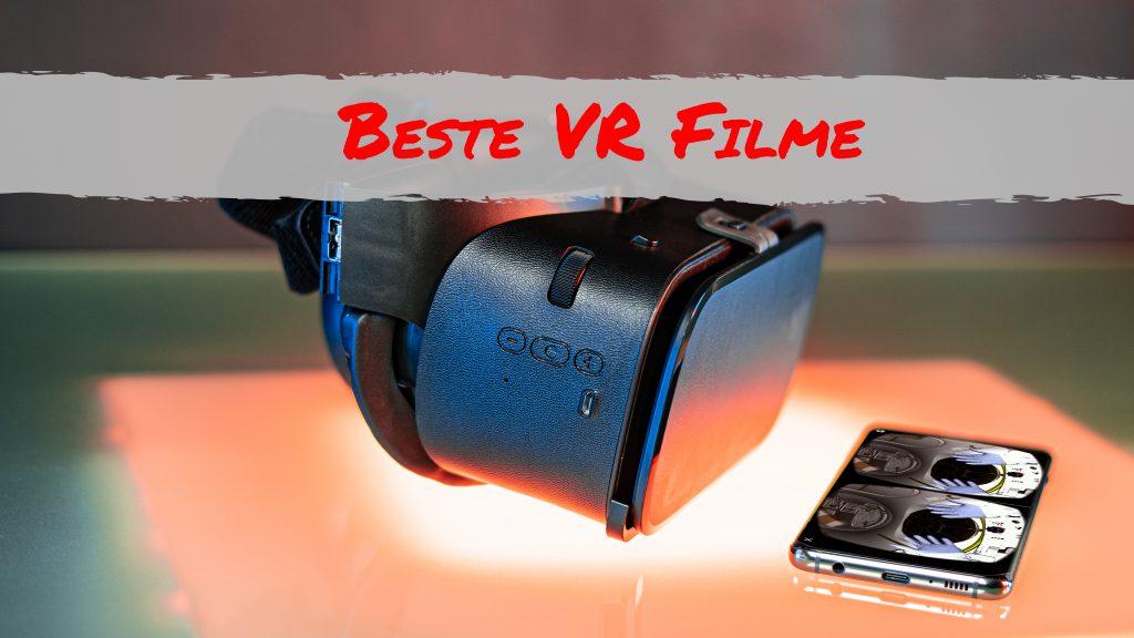 beste VR Filme für vr-brillen
