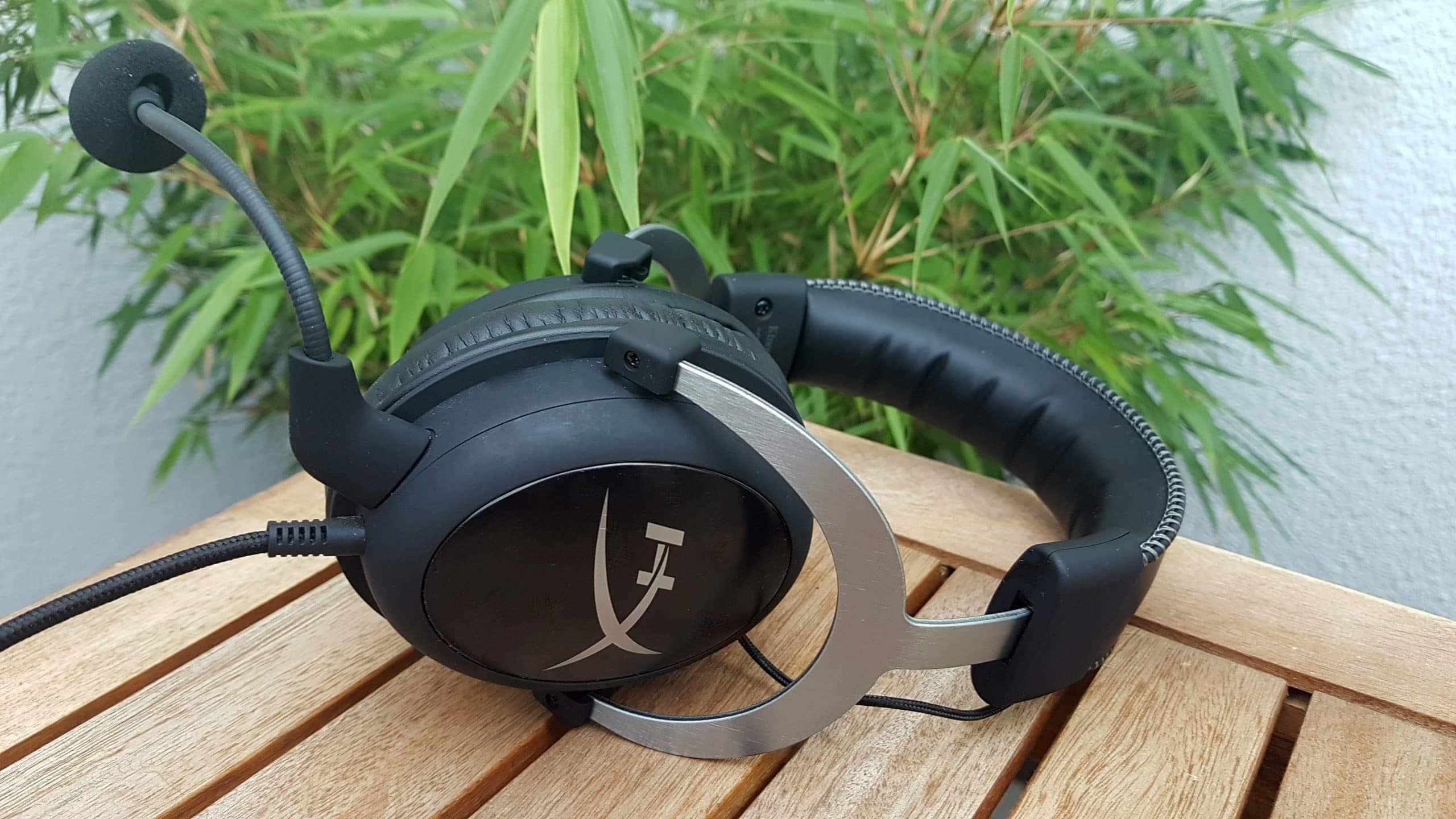 gaming headset schwarz