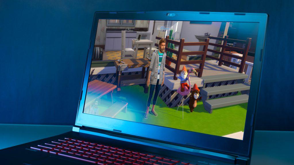laptop für sims4